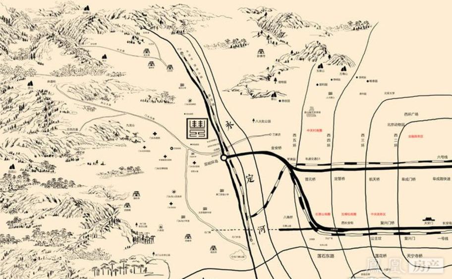 永泰风景名胜区地图