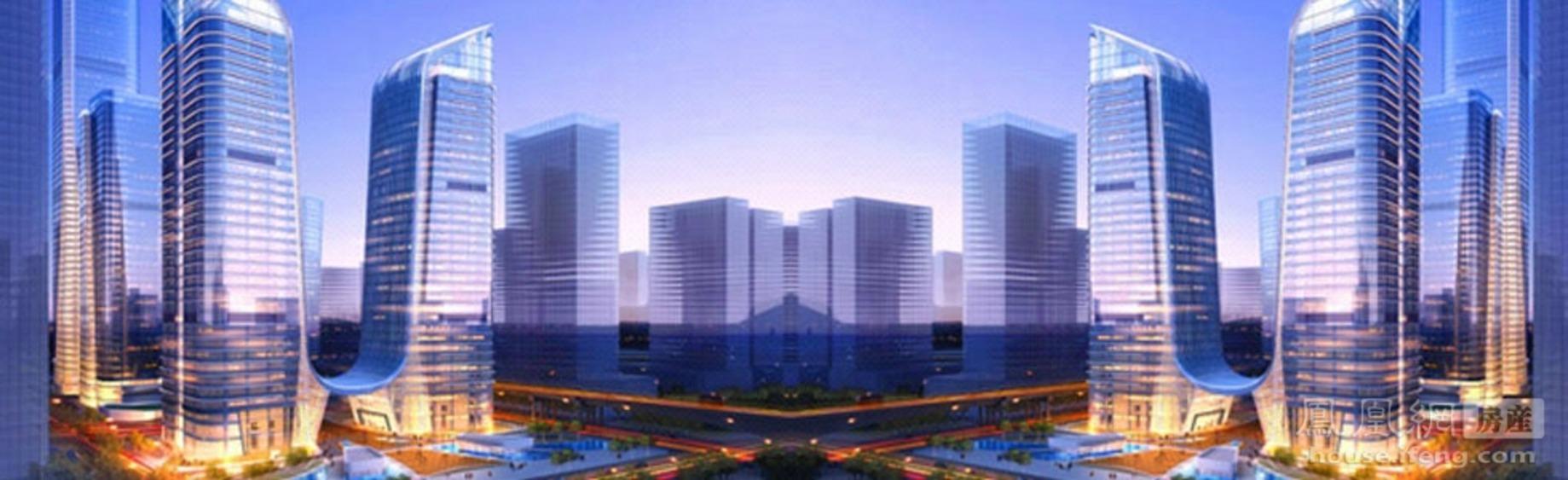腾讯前海大厦设计图