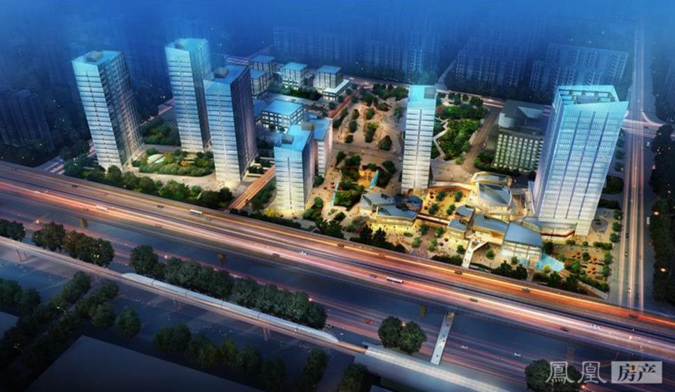长阳半岛中央城