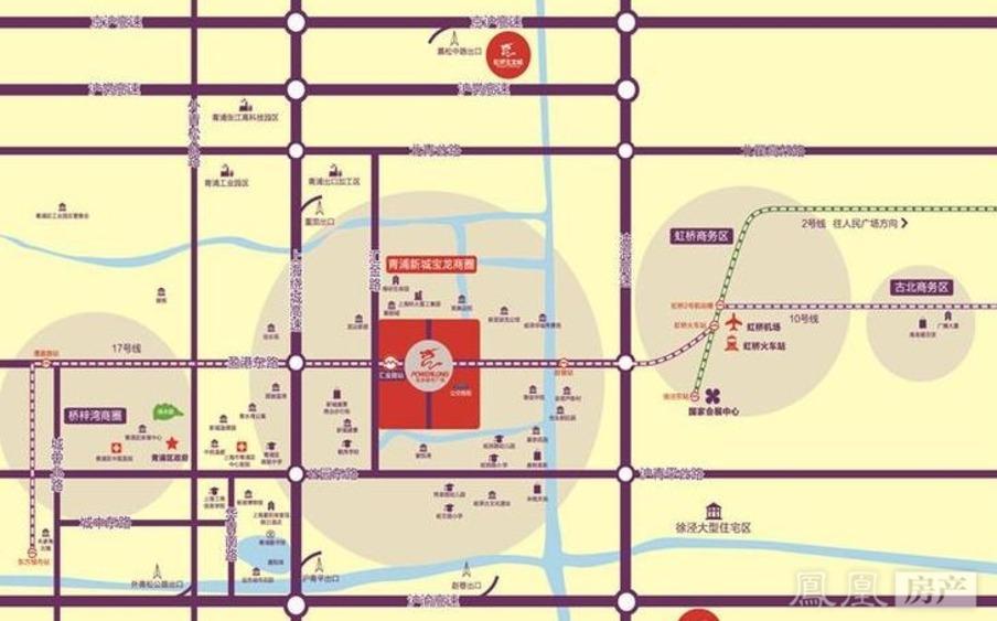 宝龙片区规划图