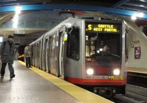 黑客攻破旧金山轻轨勒索 我们离恐袭列车不远了