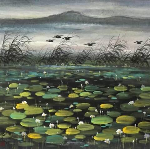 林风眠:艺术 是人生一切苦难的调剂者(转载) - 及时渔、及时语 - 及时渔的空间