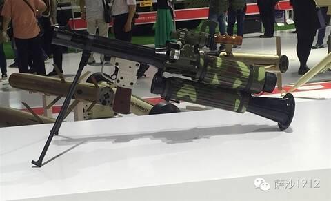 2004式40毫米火箭筒-航展这种武器历史销量超过其余武器总和百倍