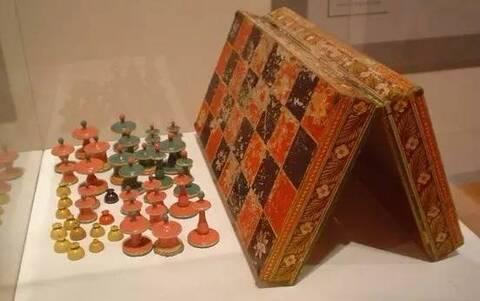 中国象棋是怎么来的? - 上下四方宇的博客 - 上下四方宇的博客
