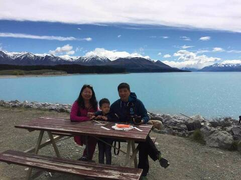 纯美世界——2016年春天新西兰南岛自驾游 - hubao.an - hubao.an的博客