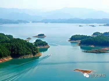 【水下考古】淹没在中国千岛湖下的神秘古城