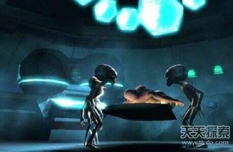 16年扑朔迷离!外星人劫持中国女孩