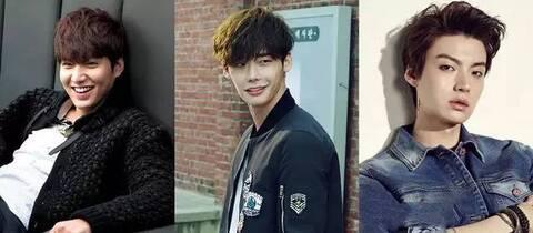 韩团exo前成员-鹿晗,发行单飞新专辑也是以卷发出现