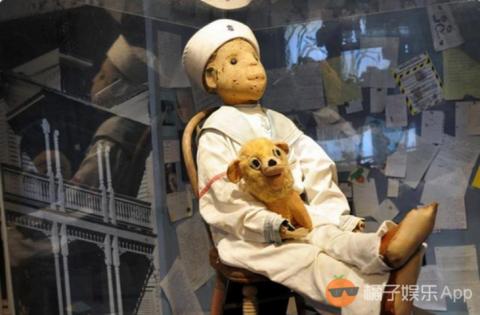 10个真实存在的鬼娃娃图片