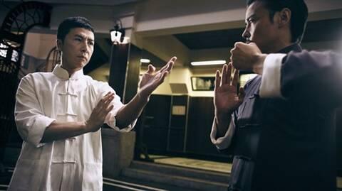 《叶问3》:手把手教你玩转新功夫电影的商业模式图片