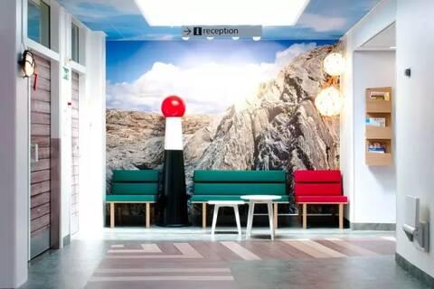 设计师把瑞典儿童医院变成了一座海岛
