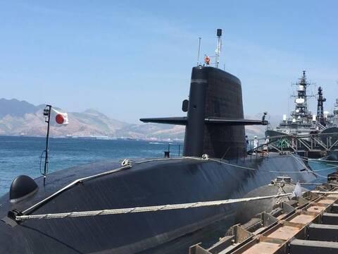 关于潜艇同行的目的,日本海自第1练习潜水队司令