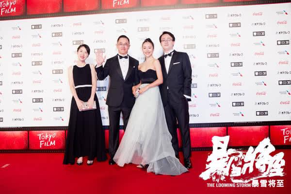 江一燕《暴雪将至》亮相东京电影节 将冲击最高奖