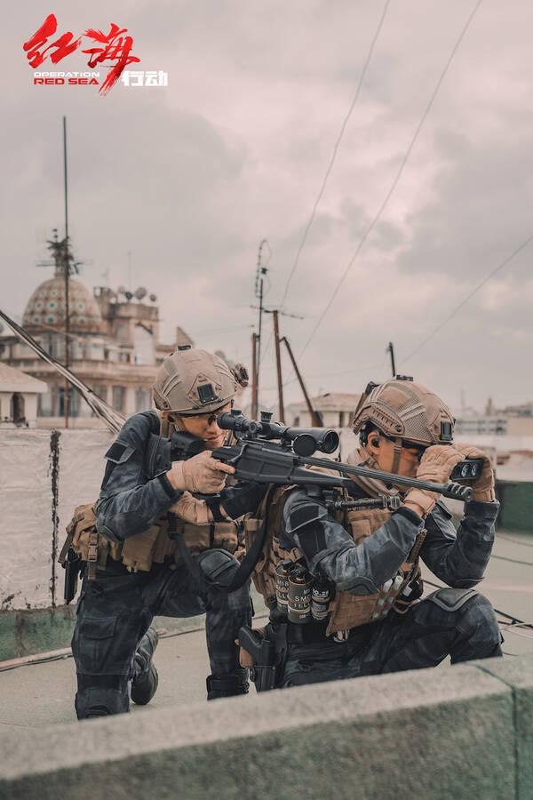《红海行动》豁命演绎海军陆战队 全地形作战不手软