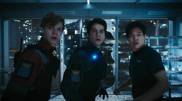 《移动迷宫3》上映三天票房不俗 三部曲落幕不容错过