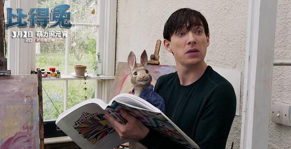 """《比得兔》兔子进击不可挡 银河统治者反被""""统治"""""""