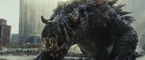 《狂暴巨兽》预售霸气开启 巨石巨兽一战震天撼地