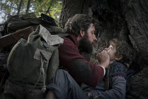 """《寂静之地》北美上映 年度惊悚""""非凡之作""""引期待"""
