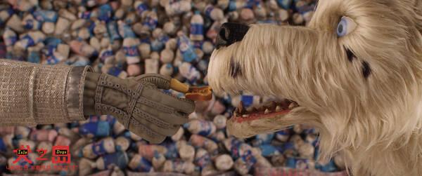 《犬之岛》发配音角色独白 老白寡姐解析狗狗角色