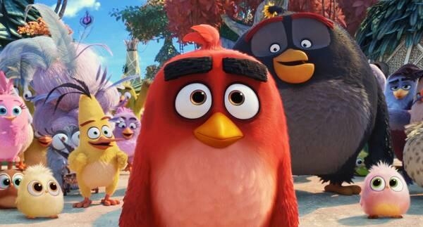 《愤怒的小鸟2》全明星配音阵容曝光 重磅演员加盟