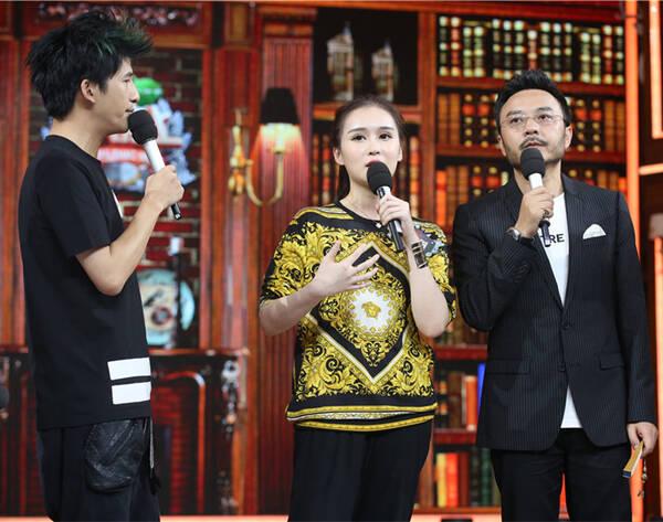 """赵本山女儿录制《天天向上》 成为暑期特别""""女主播"""""""