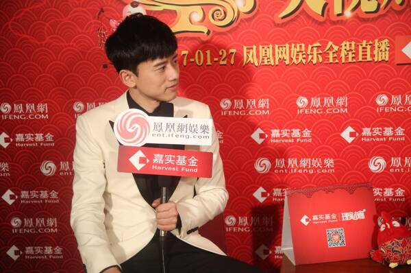 专访张杰:过年会回家做菜给家人吃