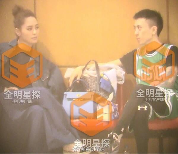 阿娇与上海富二代约会被拍 经纪人:没有恋爱只是朋友