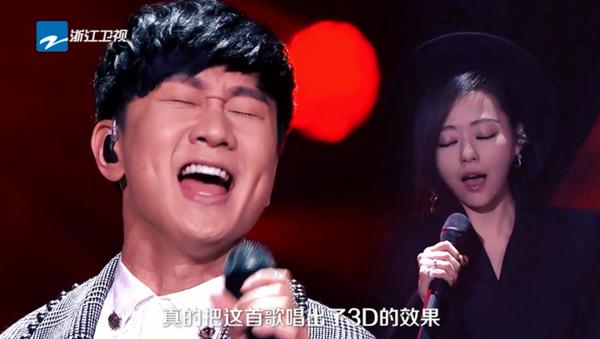 《梦想的声音》林忆莲玩摇滚 林俊杰:是最高音乐境界