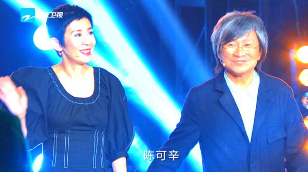 《演员》于毅冯雷激烈对峙看惊导师 章子怡上演两场戏