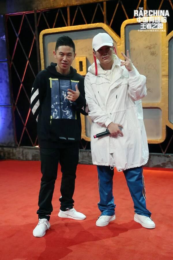 《王者之路》PG One套路嘻哈侠:你跟王力宏是同学?