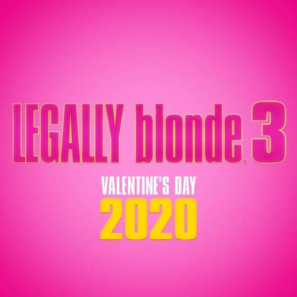 《律政俏佳人3》定档2020年情人节 与DC迪士尼同日pk