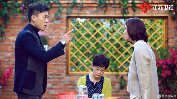 《我们的爱》靳东童蕾直面生活 演爱情事业双救赎