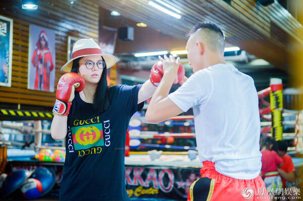 李湘对垒拳击爸爸 《生活相对论》解构家庭教育议题