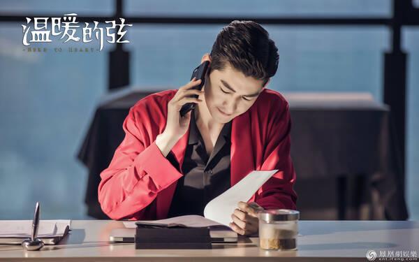 """张翰醋王属性再升级 网友认证张翰""""黑卡""""演技"""