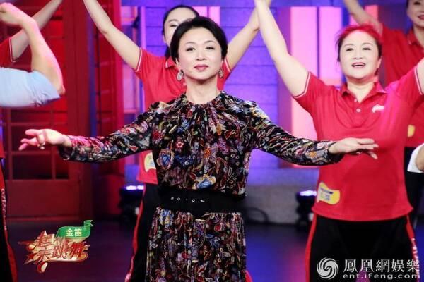 广场舞指导员化身印度公主 李玲玉重现《西游记》?