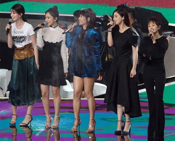 因为这个缺陷刘涛老穿诡异的黑色透视长裙(图)插图8