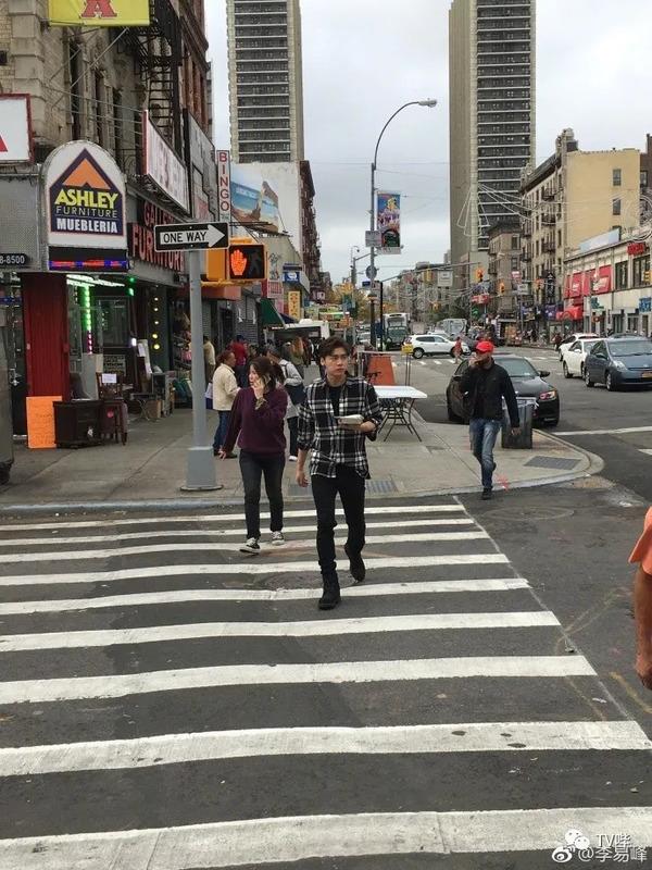 终于官宣!《在纽约》除李易峰江疏影,他们也来啦!