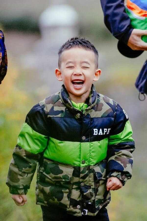 霍思燕和郭晶晶的儿子都是4岁,差距却不是一般大