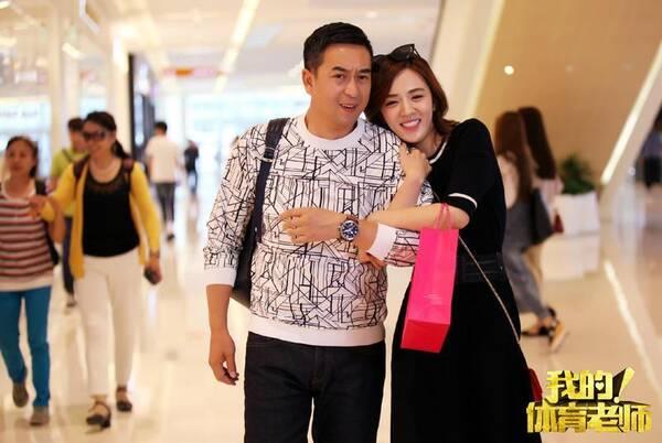 小许晴,胡歌曾说是她的小媳妇,如今和张嘉译搭戏
