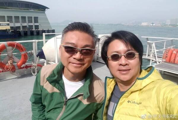 她29岁倒追郭富城被拒,如今俘获香港知名富三代