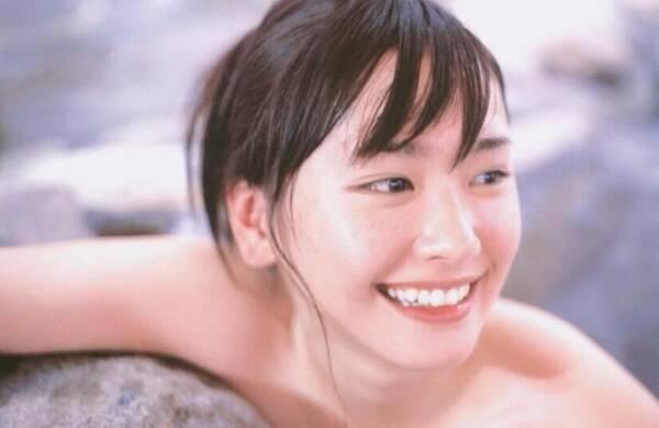新垣结衣18岁旧照曝光,这组浴衣照太惊艳了!