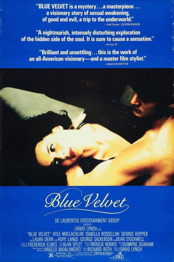 與藍有關的10部電影,你都看過哪一部?