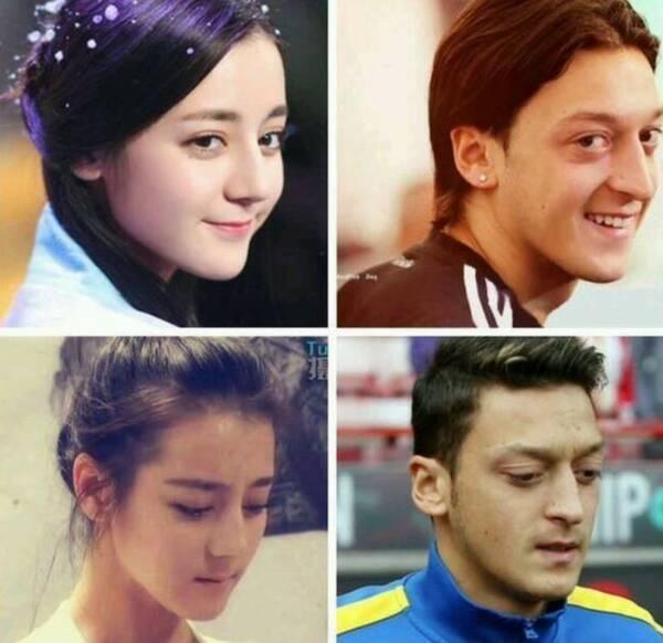 不可思议,迪丽热巴和王宝强竟然参加了世界杯?
