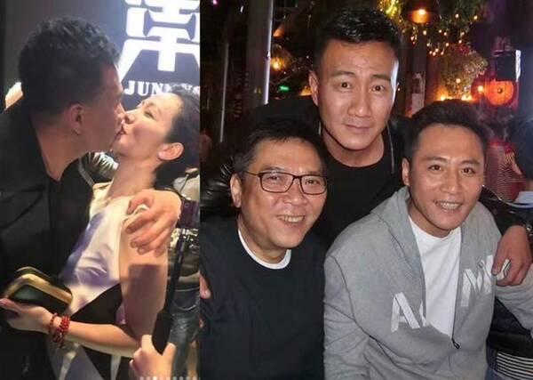 蓝宇CP发糖!胡军49岁生日派对关锦鹏刘烨都来了
