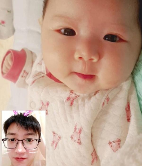 江宏杰自曝每天与女儿视频30分钟 不忘表白福原爱