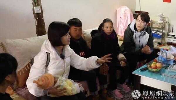 《我们在行动》扶贫获好评 陈蓉钟汉良遍访全村
