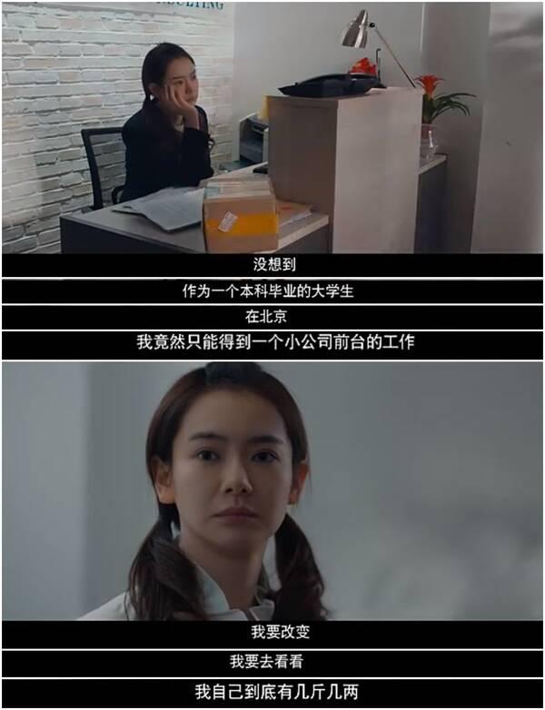 《北京女子图鉴》,献给正在北上广只身闯荡的你