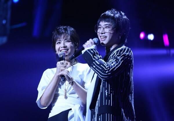 【星娱TV】刘涛为华晨宇演唱会当嘉宾,但唱完歌后她竟这么说…