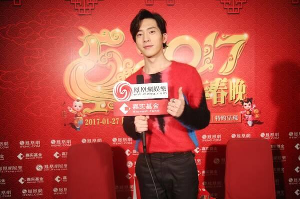 井柏然:和张艺兴合作很幸运,他就是个小朋友