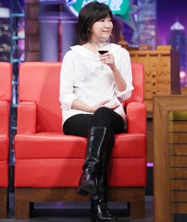 徐静蕾谈男友:他喜欢我好看,七年没吵过架